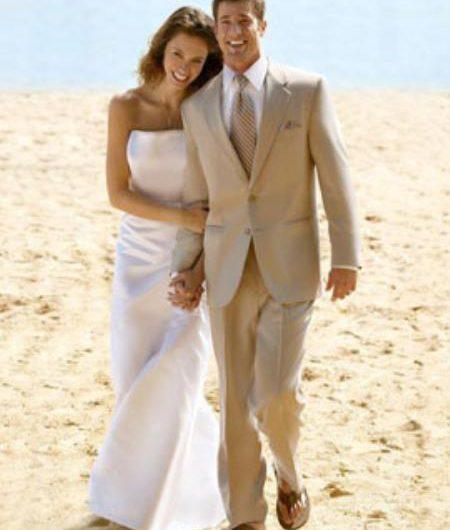 Anniversary Attire Men Who Love Celebrate Life Tan Wedding