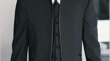 What to Wear for Christmas Mens Suits and Tuxedo Slim Fit Black
