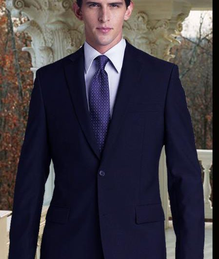 fall winter wool suits online two button mens