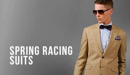 Mens Spring Racing Suits